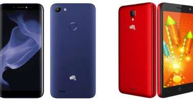 Micromax Bharat 5 Infinity Edition and Bharat 4 Diwali Edition