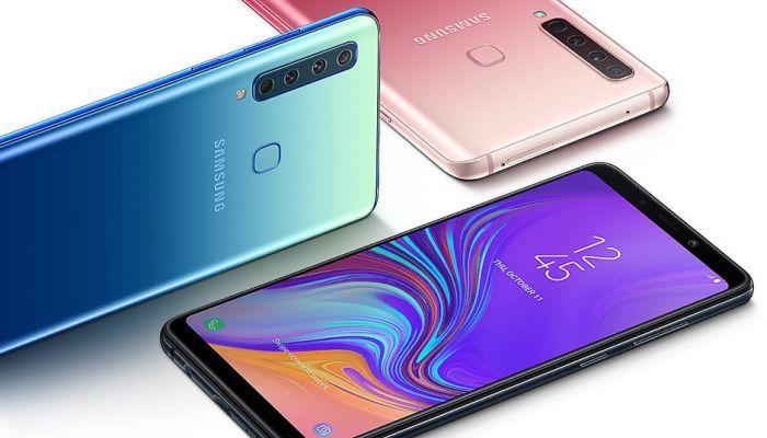 Samsung Galaxy A9 (2018) color editions