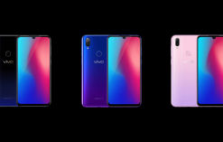 Vivo Z3 Colro Variants