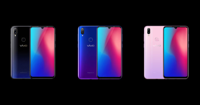 Vivo Z3 Colro Variants - Copy