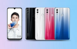 Honor 10 Lite colors