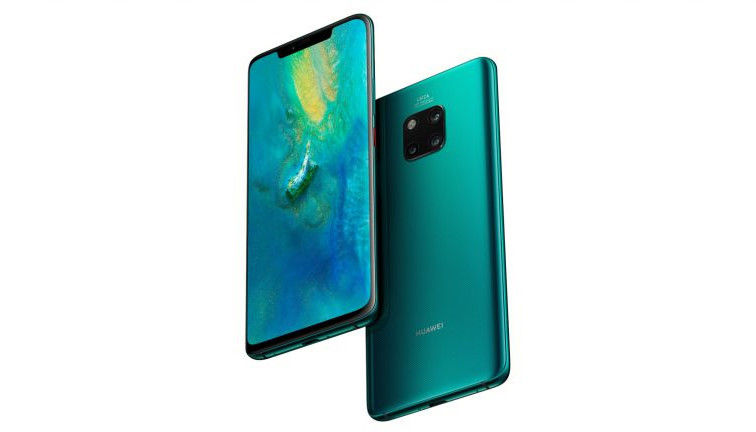 Huawei Mate 20 Pro: Five features that wow
