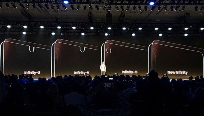 Samsung's new display designs