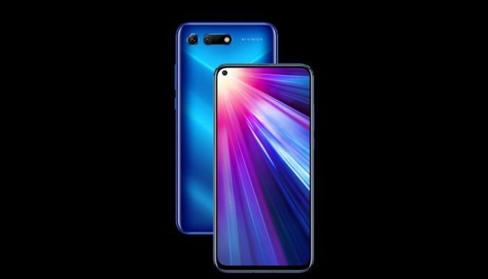 Honor V20 Launched