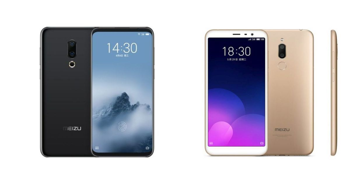 Meizu 16TH and Meizu M6T Unveiled in India; Specifications, Features and Price