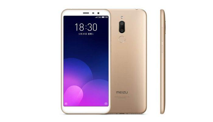 Meizu-M6T-Gold
