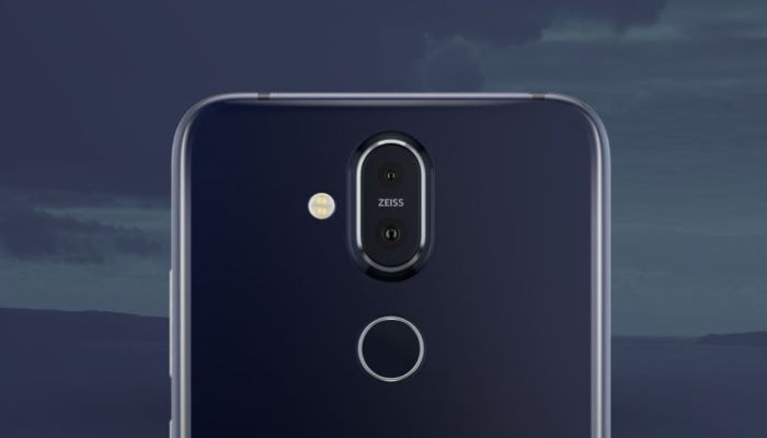 Nokia 8.1 Dual Cameras