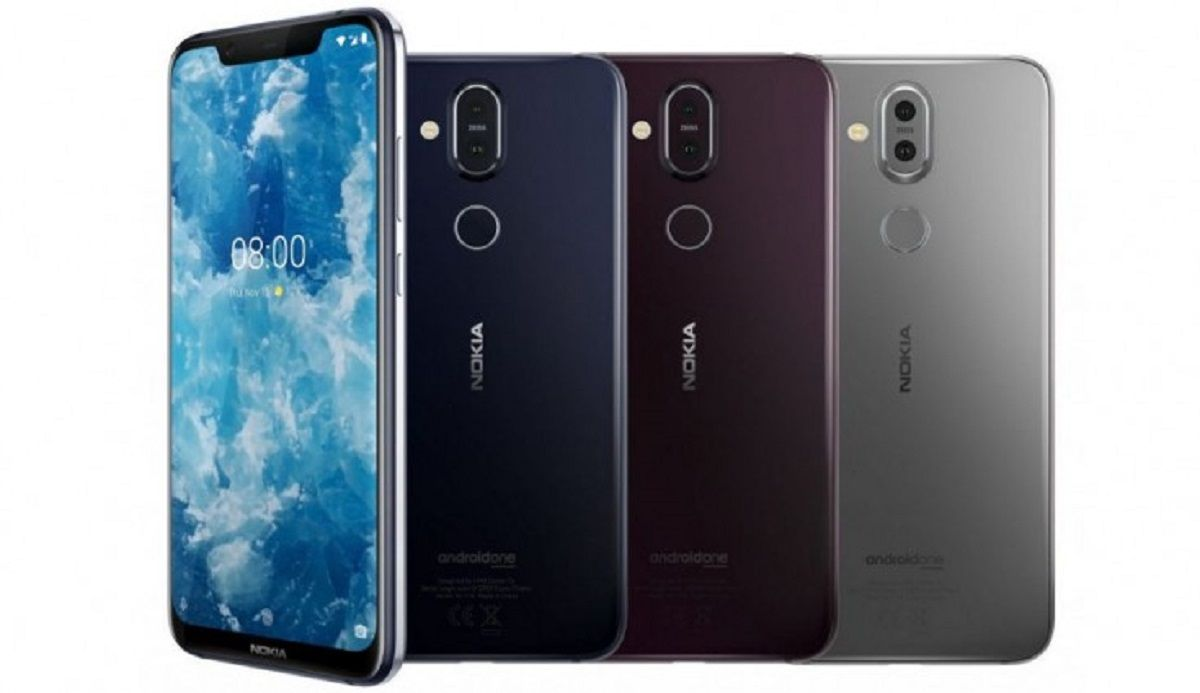 Nokia 8.1 With HDR Display and Snapdragon 710 Launched In India for Rs 26,999