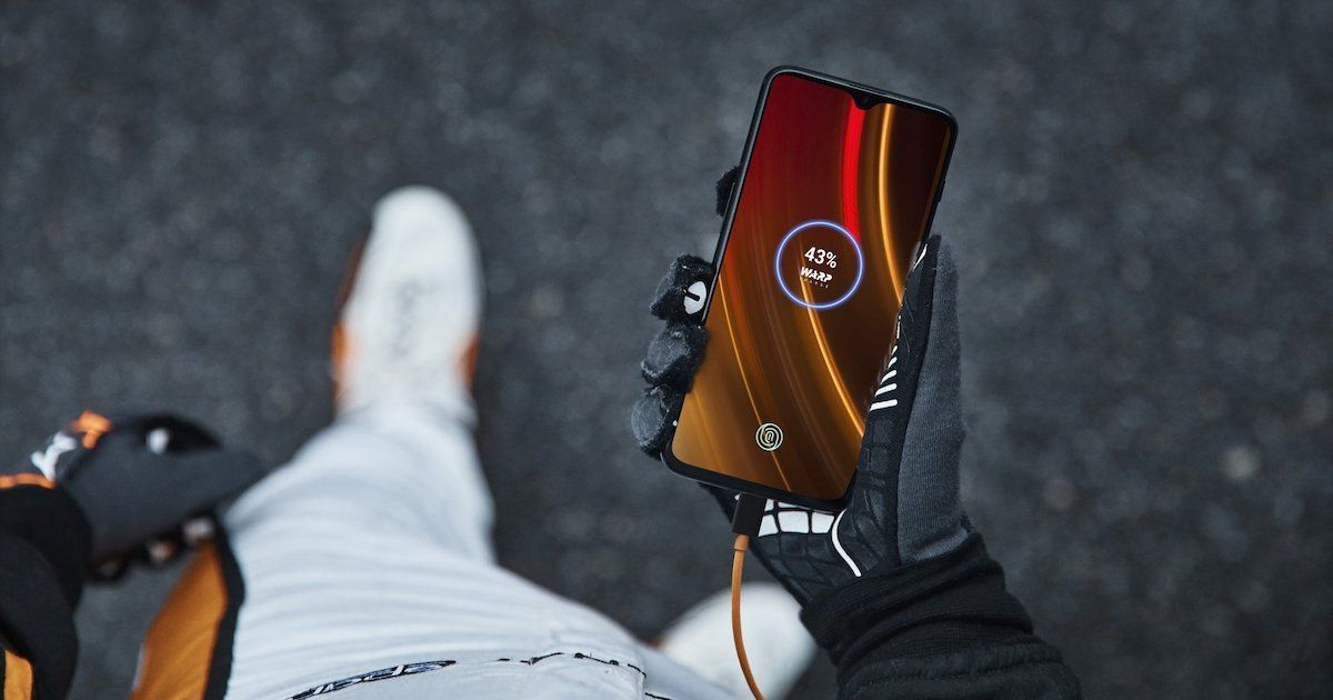OnePlus 6T McLaren Edition With 10GB RAM and 30W Warp Charging Launched