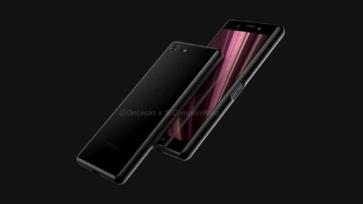 Sony Xperia XZ4 Compact With 5-inch Display Appears in Leaked Renders