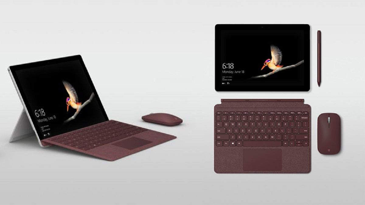 Microsoft Surface Go Now Available For Pre-Order In India, Prices Start At Rs 38,699