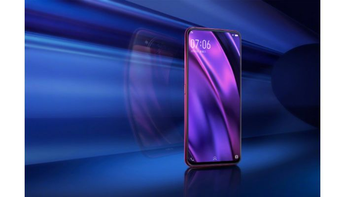 Vivo NEX 2 Press Renders