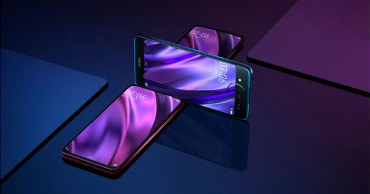 Vivo NEX 2 With Dual Displays to be unveiled on December 12th