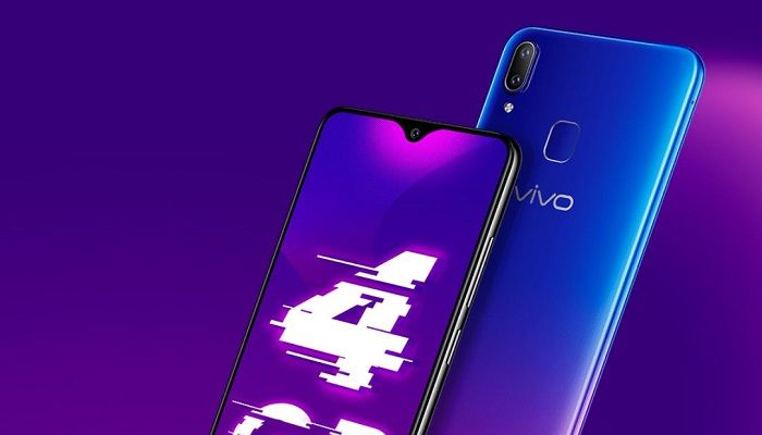 Vivo Y93 With Helio P22 SoC and Fingerprint Scanner