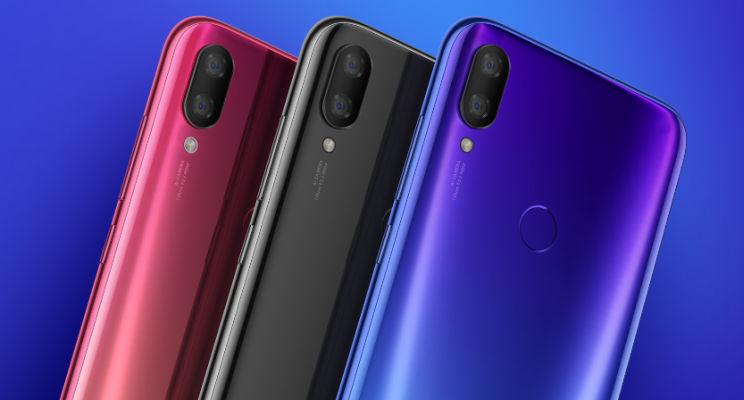 Xiaomi Mi Play colors