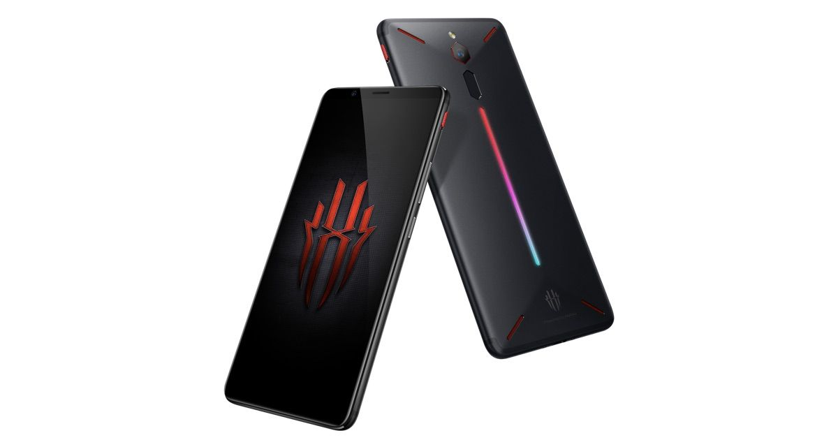 nubia Red Magic Gaming Smartphone With Snapdragon 835 and 8GB RAM Launched In India
