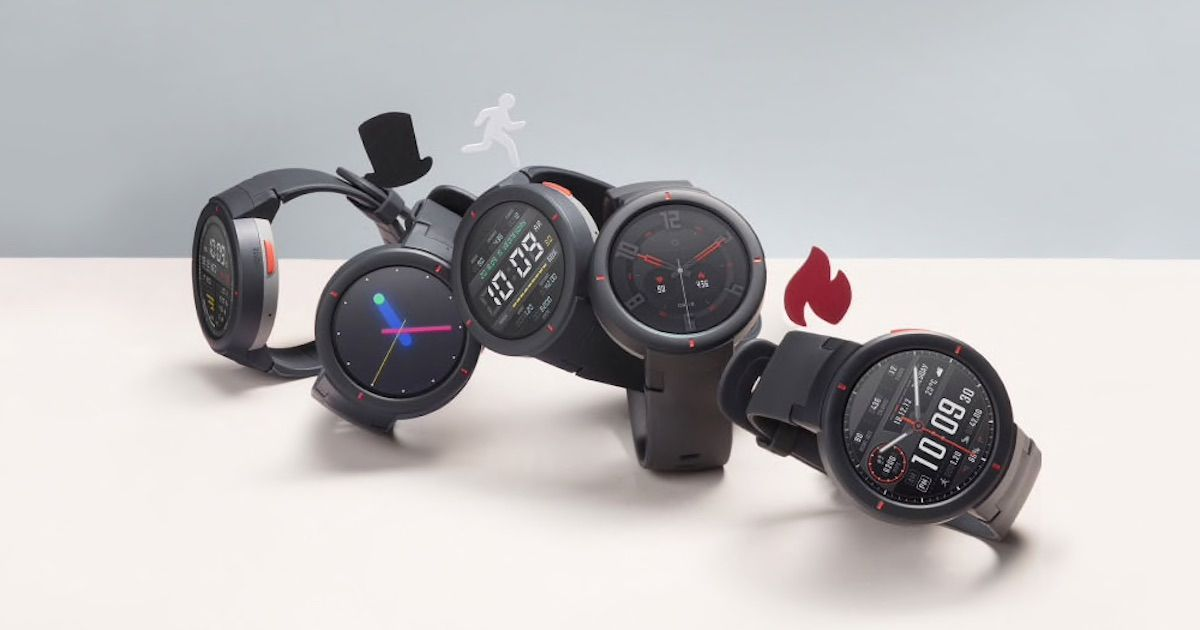 Amazfit Verge smartwatch launched in India for Rs 11,999