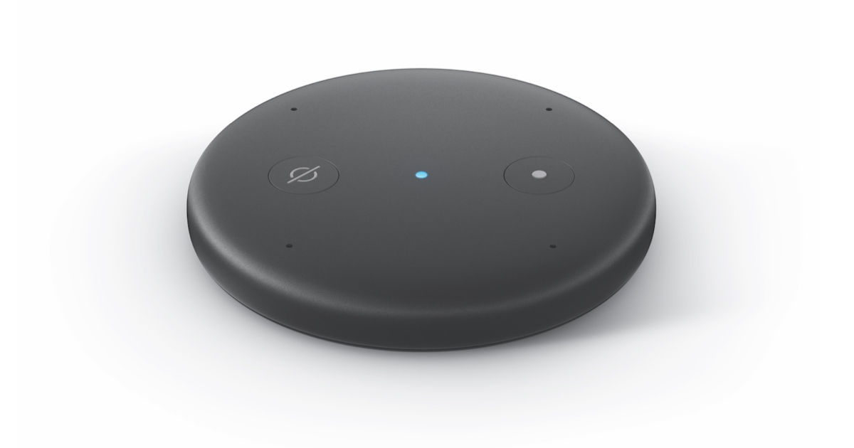 Amazon Echo Input Launched In India For Rs 2,999