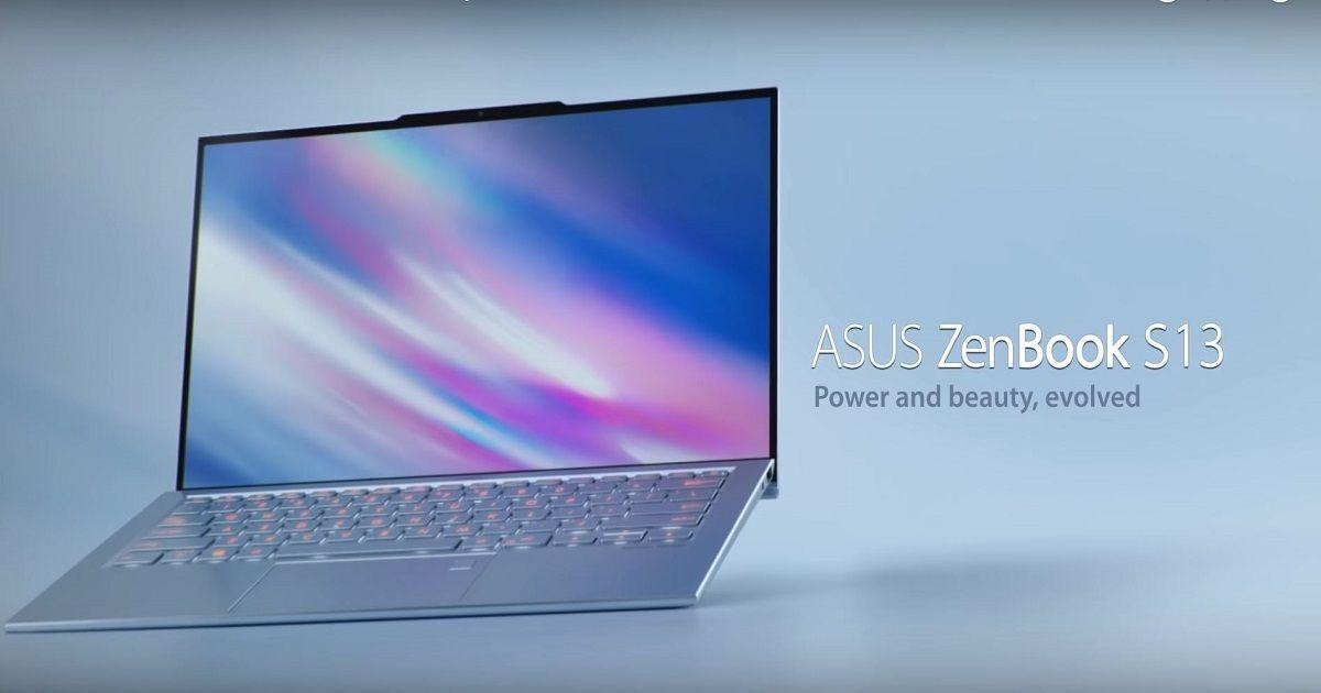 Resultado de imagen para ZenBook S13 (UX392)