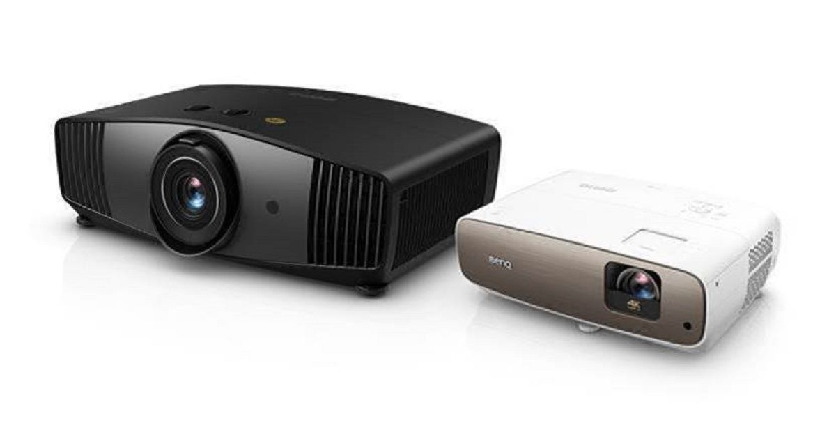 BenQ CinePrime W2700 and W5700 4K Home Cinema Projectors Launched In India