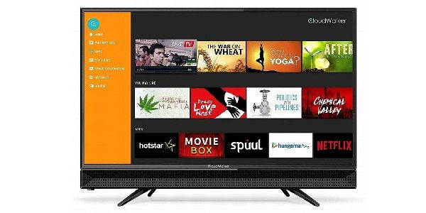 CloudWalker 4K HD Ready LED Smart TV