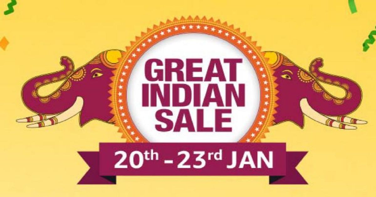 Amazon Great Indian Sale: Top Deals On Smartphones, Gadgets and Home Appliances
