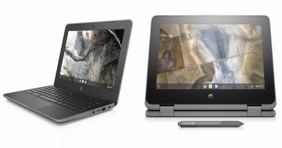 HP Launches Chromebook x360 11 G2 EE and Chromebook 11 G7 EE For Schools