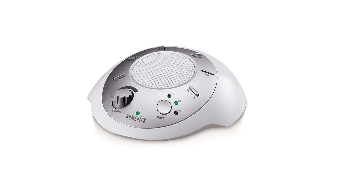 HoMedics Soundspa White Noise Machine Launched in India