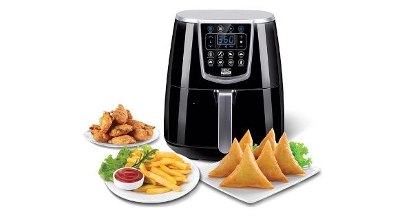 Kent HotAir Fryer launched in India for Rs 9500