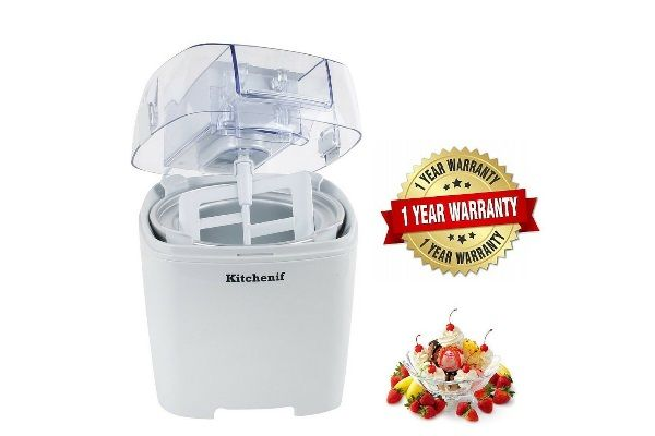 Kitchenif Ice-cream maker - cool kitchen appliance