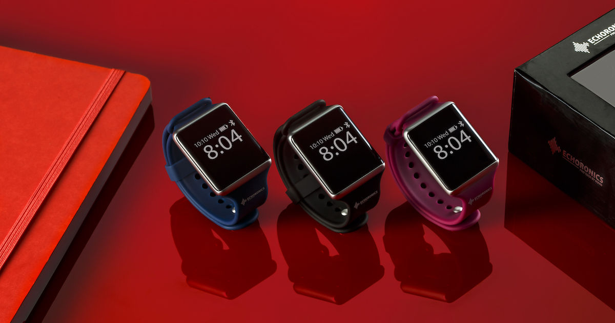 MevoFit Echoronics Ultra Fitness Smartwatch Launched In India for Rs 4,990
