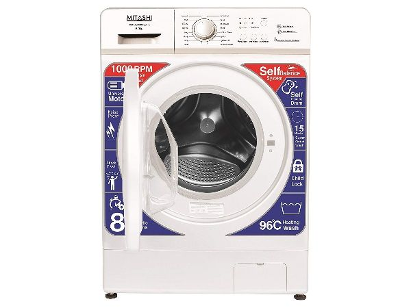Mitashi Fully-Automatic Front-Loading washing machine