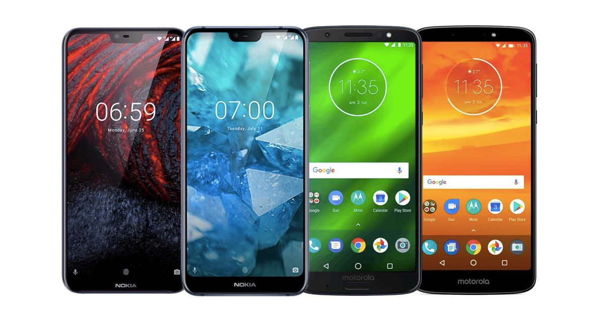 The new Nokia = the (slightly) old Moto?