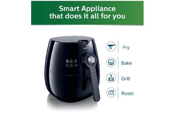 Philips Air Fryer - cool kitchen appliance