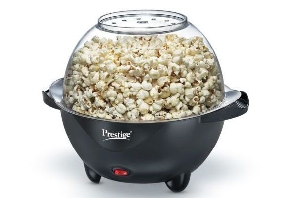 Prestige Popcorn maker - cool kitchen appliance