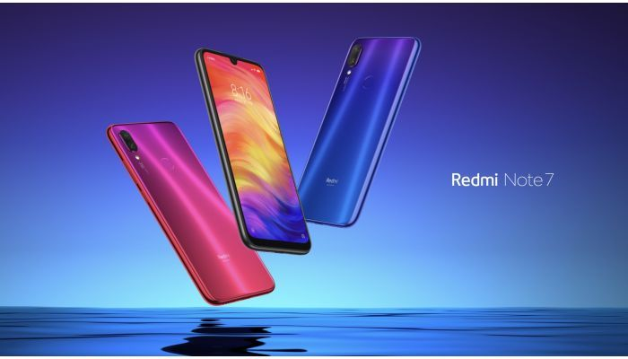 Redmi Note 7 color variants