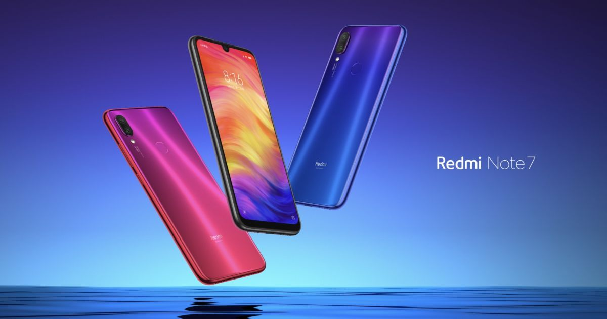 Redmi Note 7 With 48MP Camera and Snapdragon 660 Launched in China