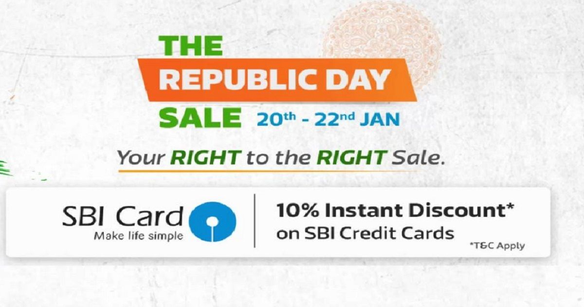 Flipkart Republic Day Sale: Best Deals On Smartphones, Electronics and Home Appliances
