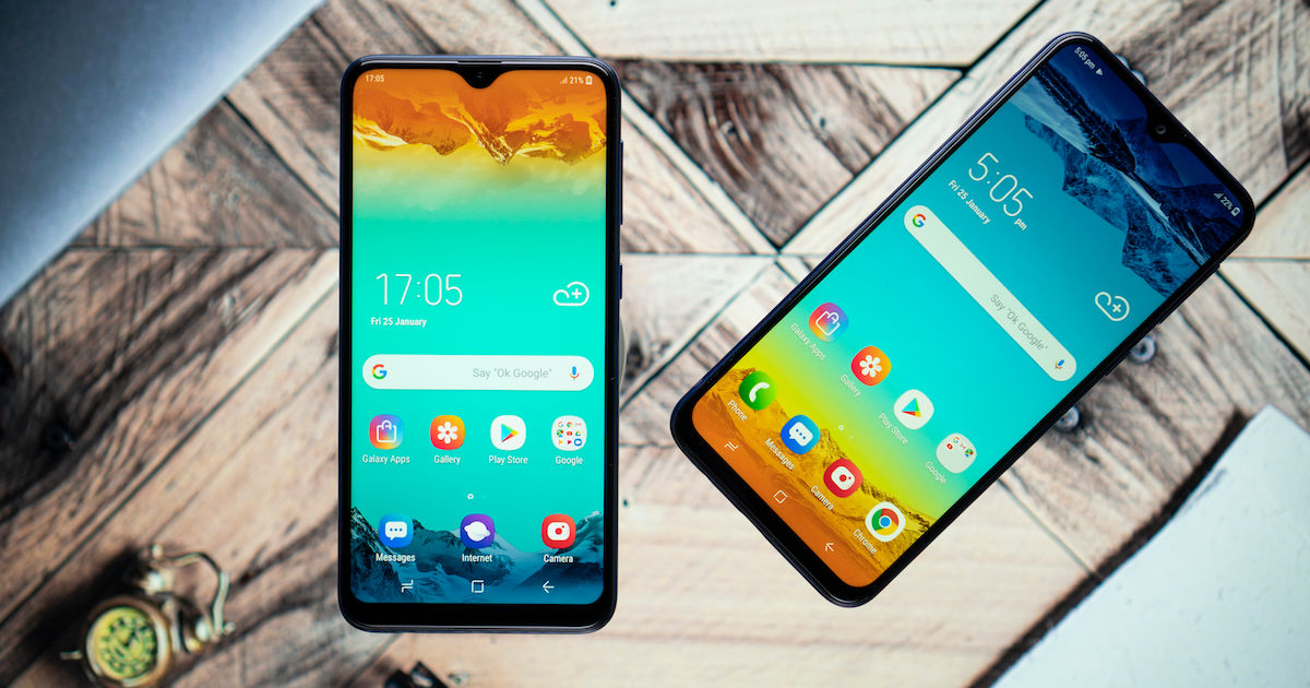 Samsung Galaxy M10, M10s and M20 discontinued in India