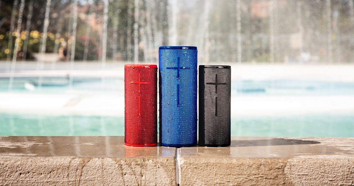 Ultimate Ears BOOM 3 Waterproof Bluetooth Speaker Launched In India For Rs 15,995