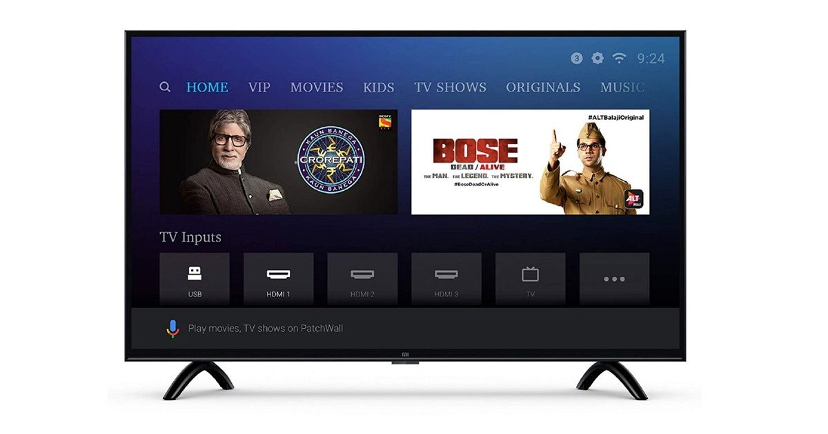 Top 5 TVs priced under Rs 20,000