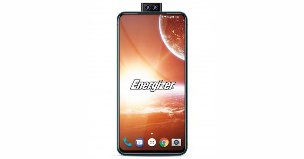 Energizer Power Max P18K Pop with 18,000mAh Battery and Five Cameras to Launch At MWC