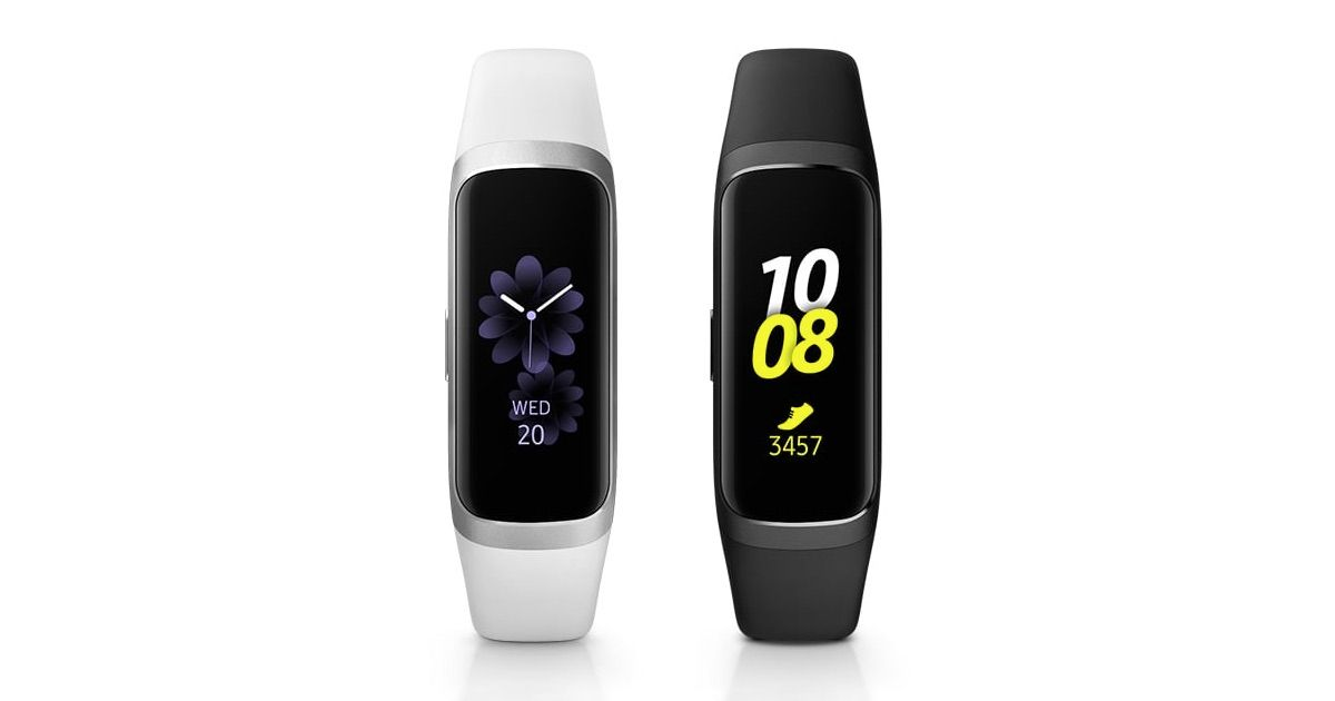 Samsung Announces Galaxy Fit and Fit e Fitness Trackers