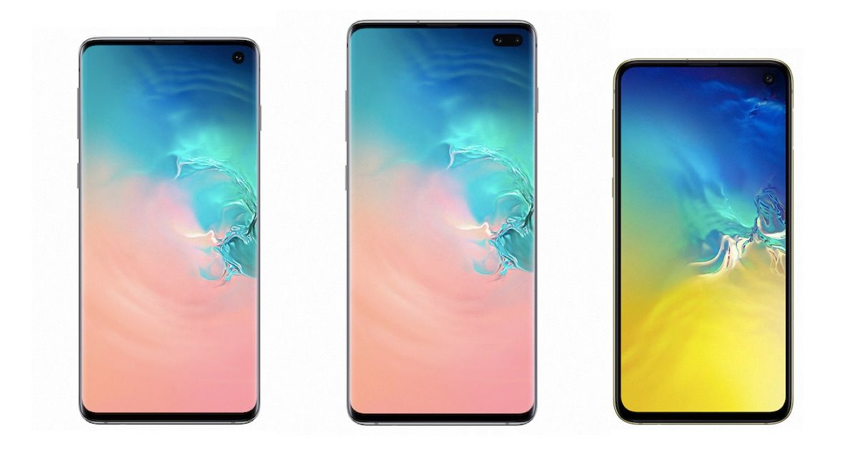 Samsung Galaxy S10, S10+ and S10e Officially Unveiled; Specifications, Features and Price