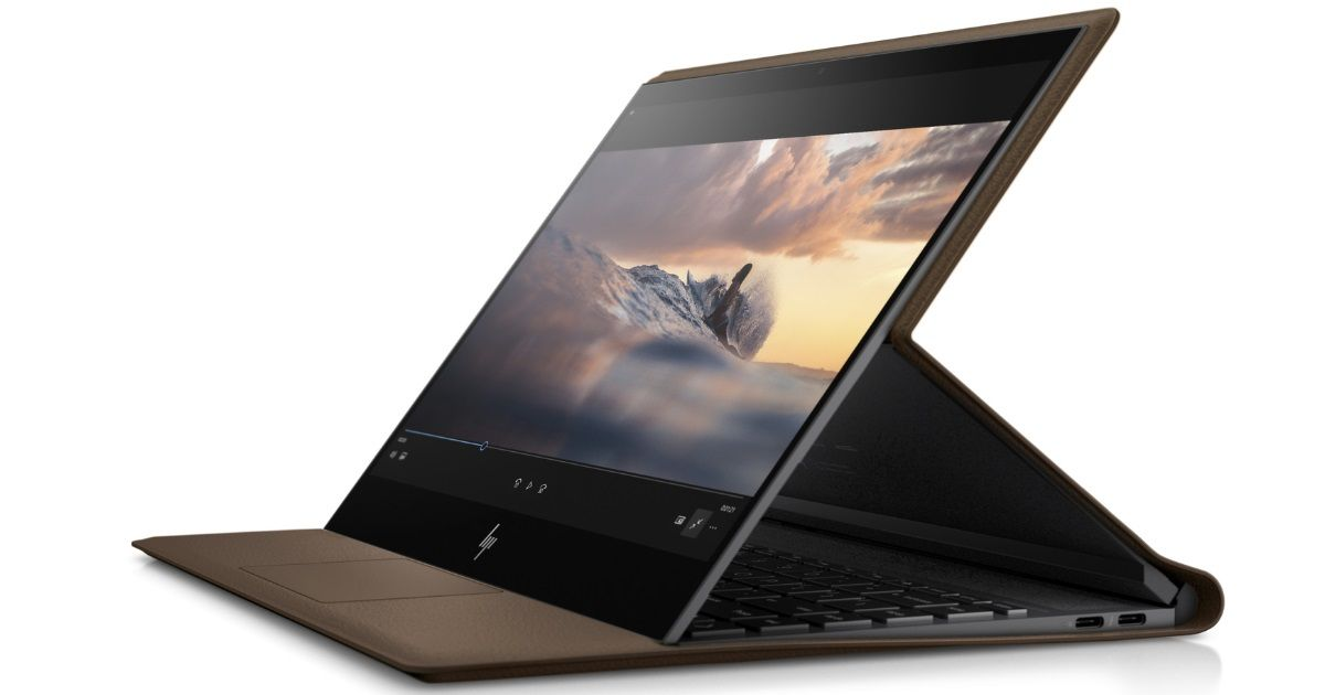 HP Spectre Folio and Spectre x360 convertible PCs launched in India