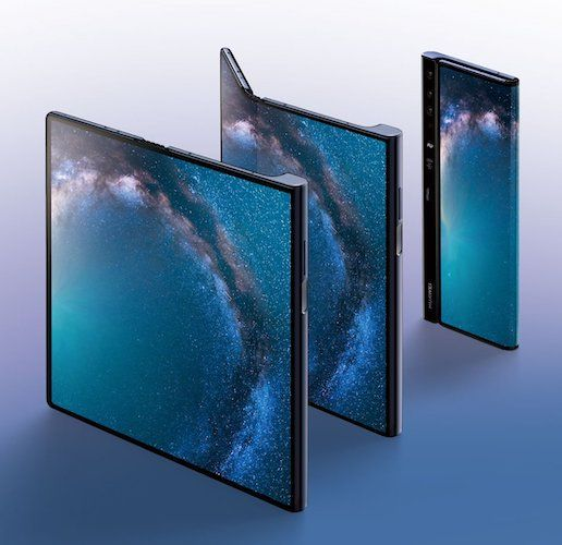 Huawei Mate X to launch soon in India
