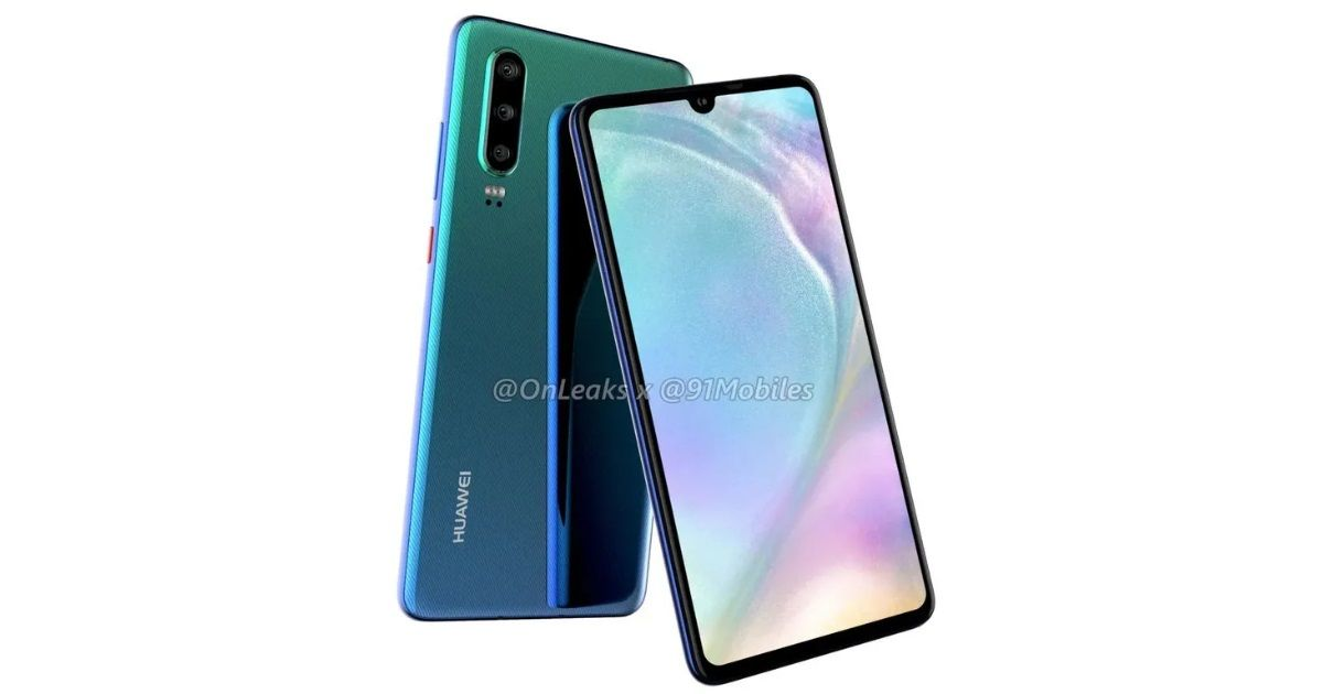 Huawei P30 and P30 Pro to launch in Paris on March 26th