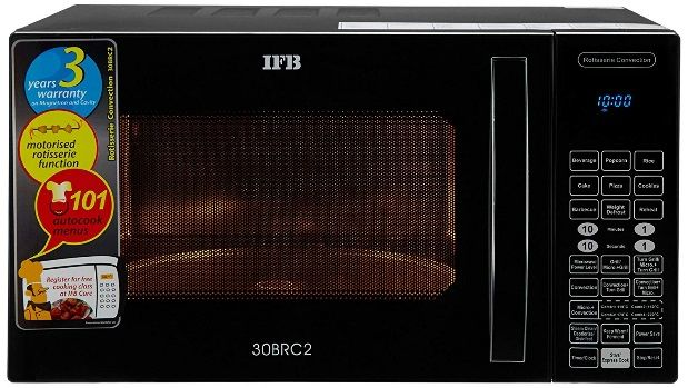 IFB Convection Microwave