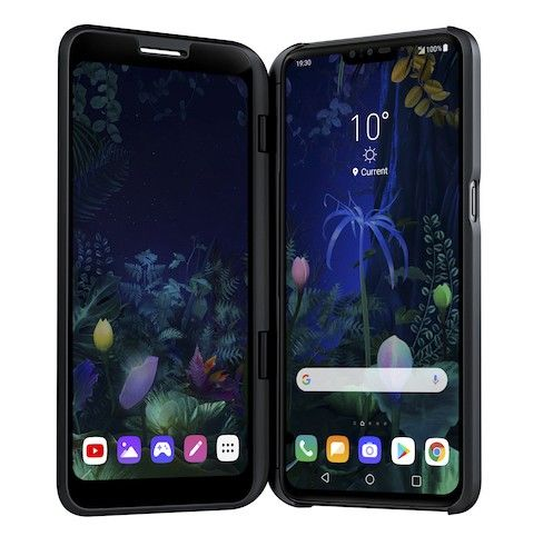 LG V50 ThinQ launched at MWC 2019