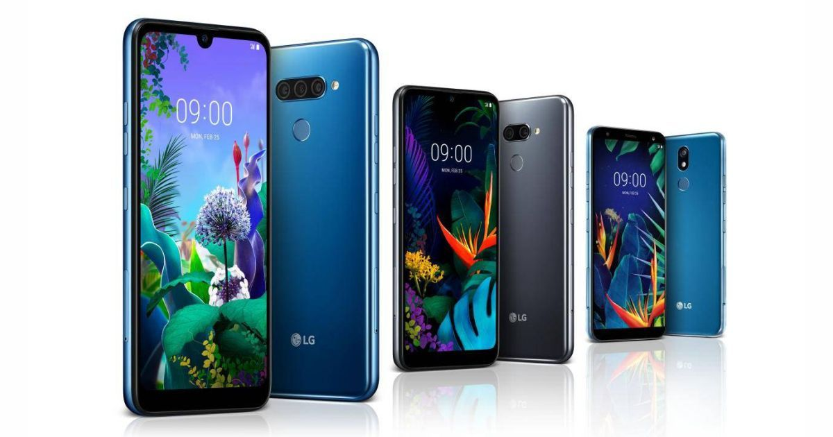 LG Q60, K50 and K40 Announced Ahead of MWC 2019